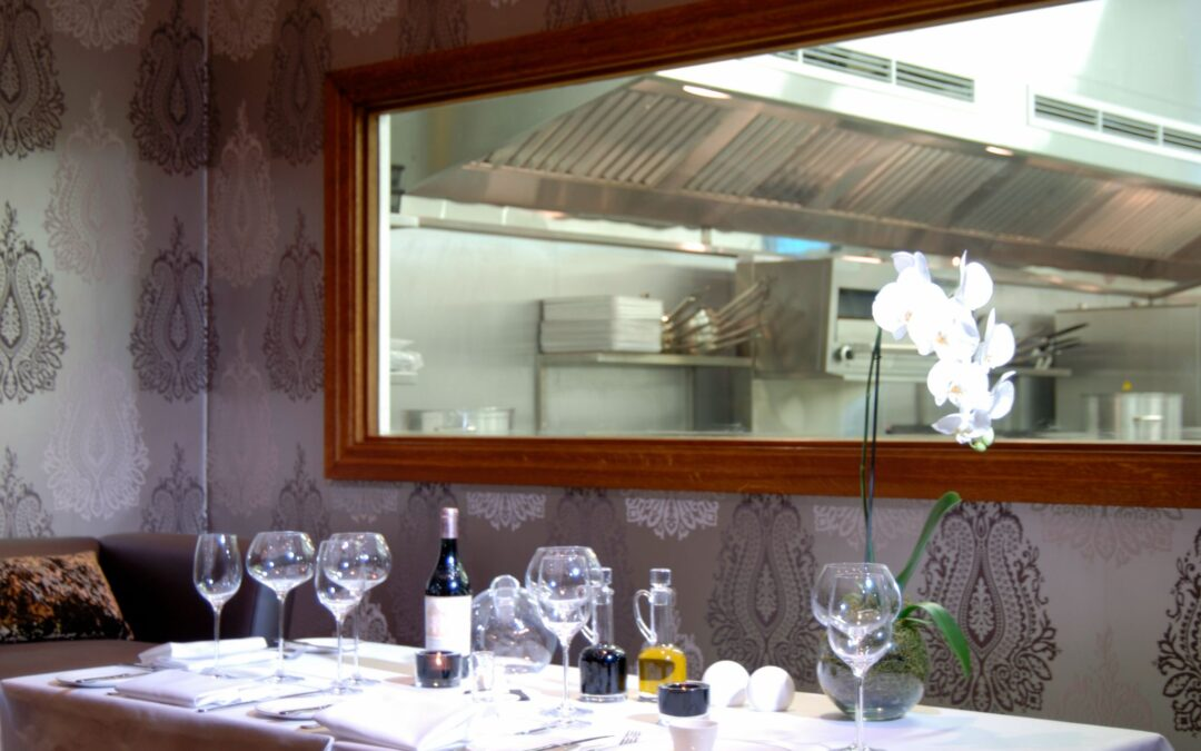 Book Private Chef Table